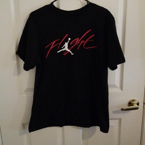 0e4288cbf1e3 Jordan Other - Black   Red Jordan Tee